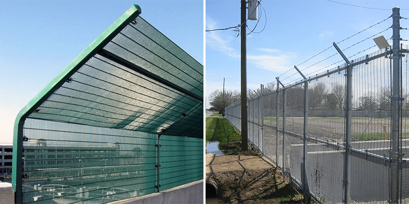 358-Wire-Mesh-Fence