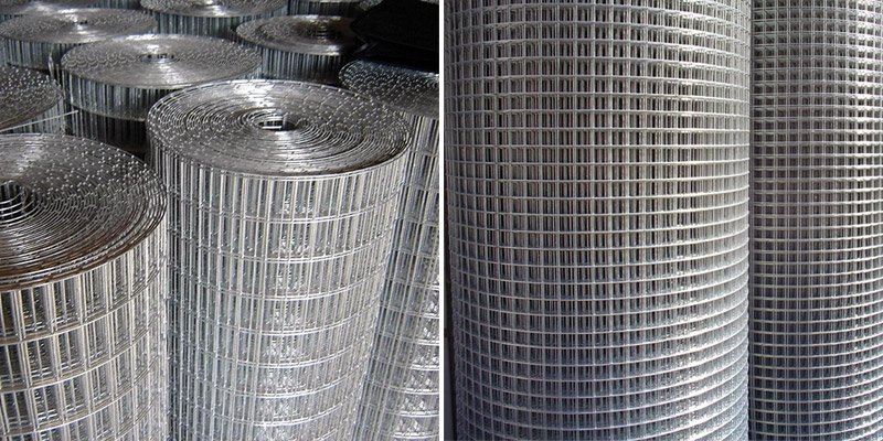 Electro-Galvanized-Welded-Wire-Mesh
